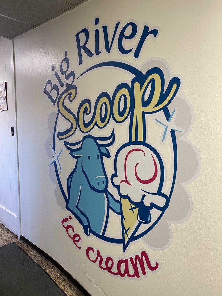 Big River Scoop: 219 Bemidji Ave NW, Bemidji, MN