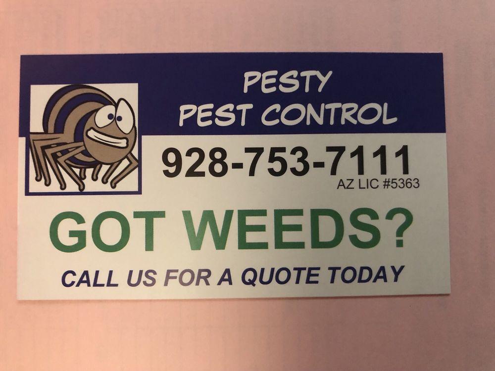 Pesty Pest