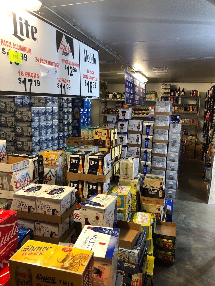 Sportsman's Liquor -Southern Spirits: 396 US Hwy 63, Ravenden, AR