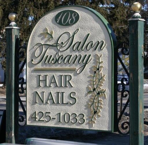 Salon Tuscany: 108 W Broadway, Derry, NH
