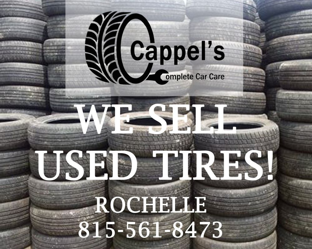 Cappel's Complete Car Care: 1161 S 7th St, Rochelle, IL
