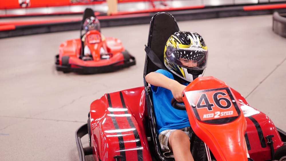 "Go Karts Reno >> Youth karts for racers at least 48"" tall. - Yelp"