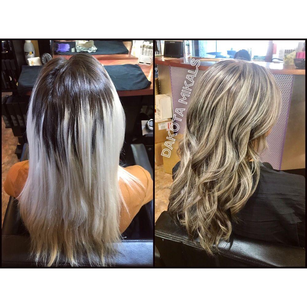 Abstract A Hair Salon