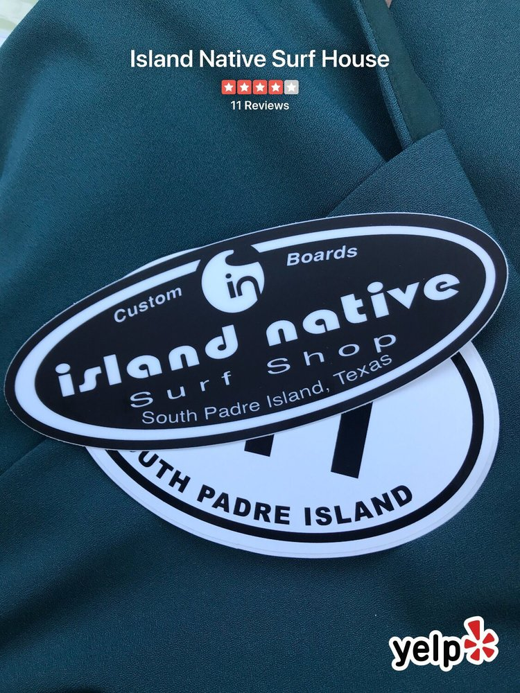 Island Native Surf House: 700 Padre Blvd, South Padre Island, TX