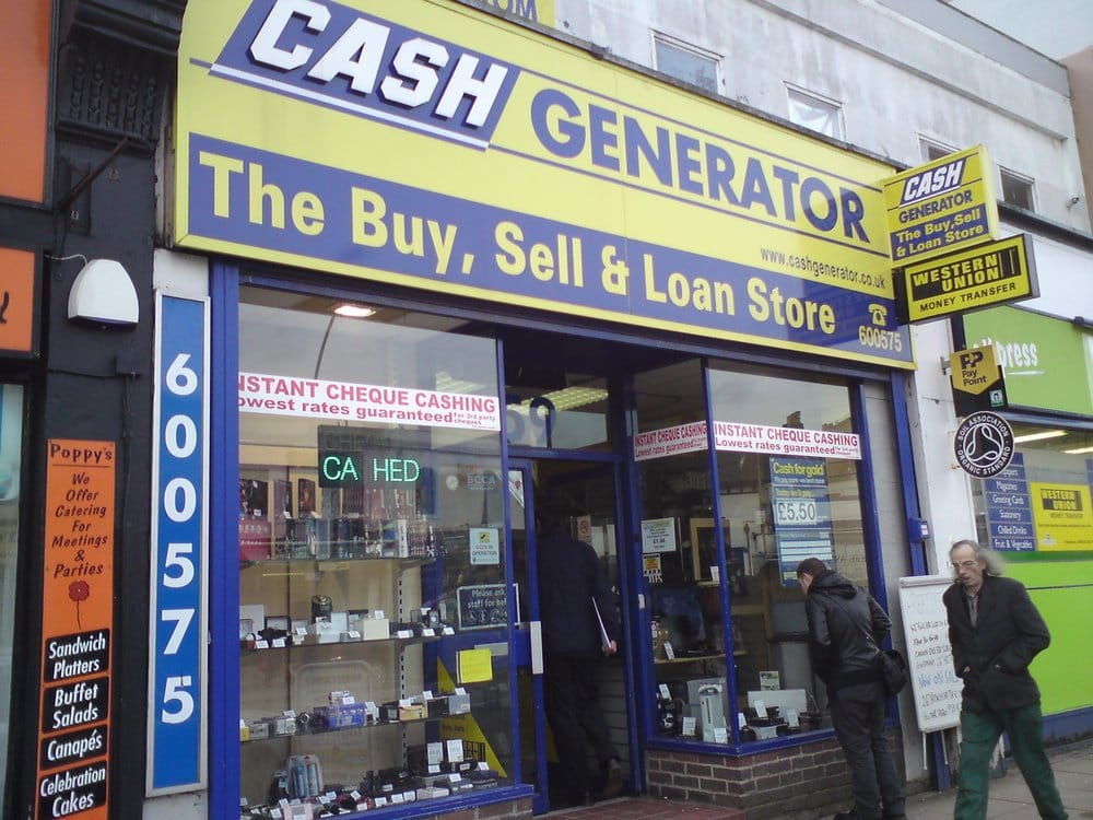 Cash Generator - Brighton - Mobile Phones - 59 London Road ...