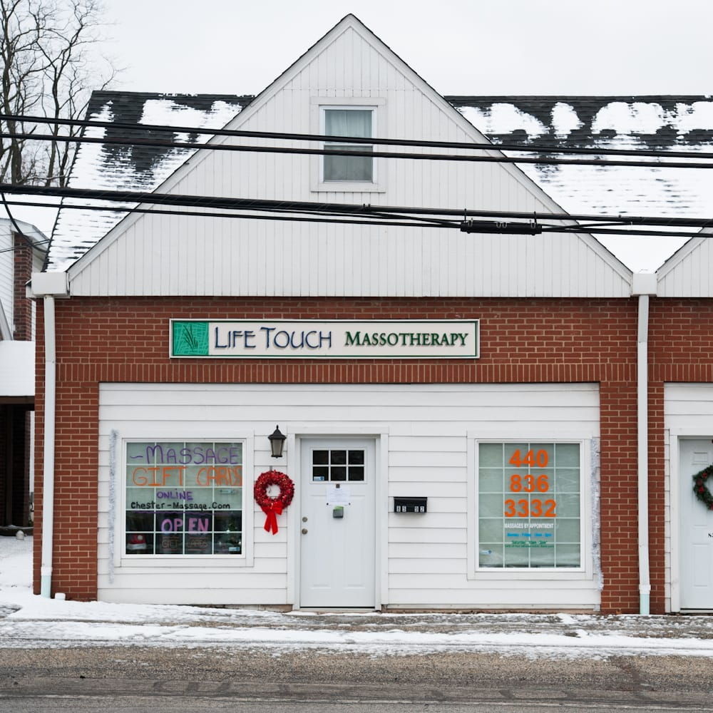 Life Touch Massotherapy: 8592 Mayfield Rd, Chesterland, OH