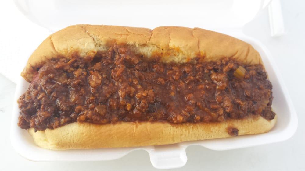 Beef N Buns N Paradise: 1201 E Patrick St, Frederick, MD