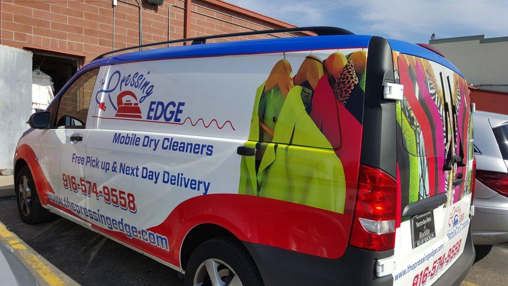 American Cleaners: 639 E Bidwell St, Folsom, CA