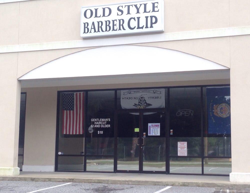 Old Style Barber: 1216 Chapel Crossing Rd, Brunswick, GA