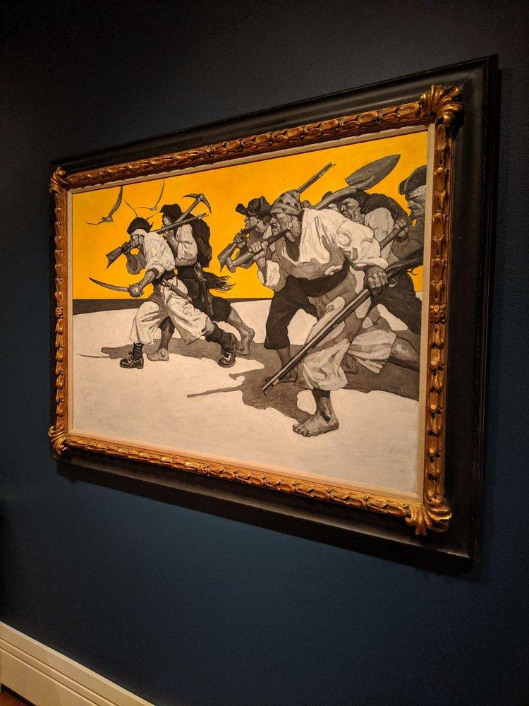 Taft Museum of Art: 316 Pike St, Cincinnati, OH