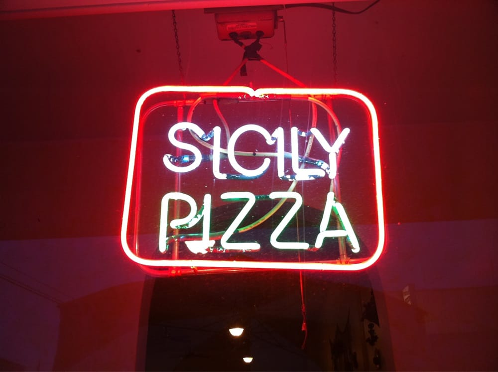 Sicily Pizza: 101 S Jefferson St, Washburn, IL