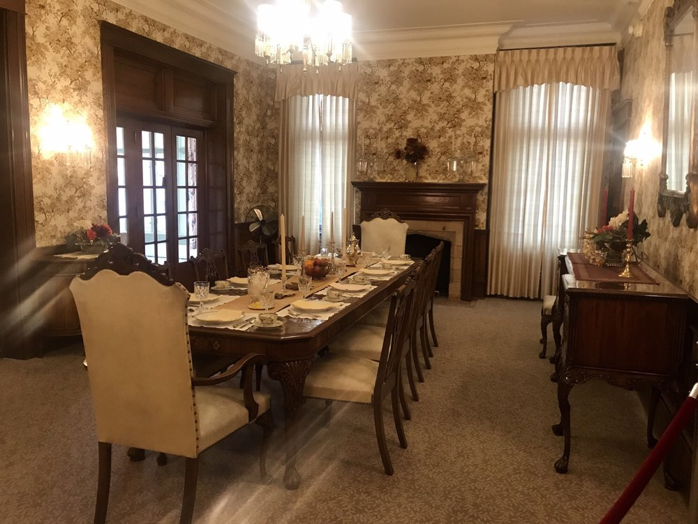 Historic Governors' Mansion: 300 E 21st St, Cheyenne, WY