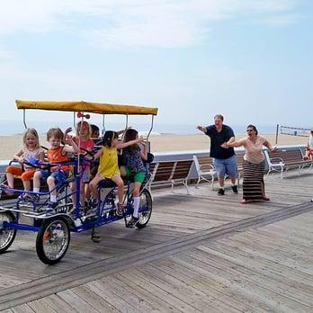 Surrey Bike Rentals Ocean City Md
