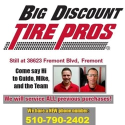 Discount Tire Oil Change >> Big Discount Tire Pros 19 Photos 109 Reviews Tires