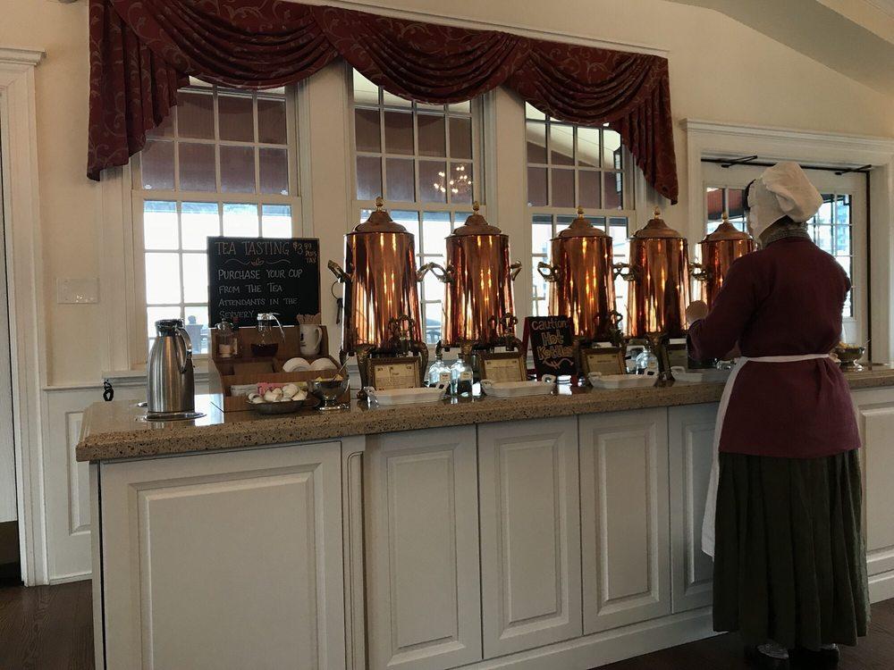 Boston Abigail Tea Room