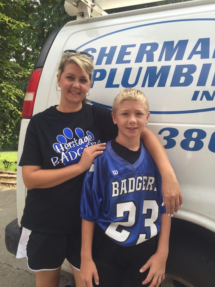 Sherman Plumbing Service: 7624 N 58th St, Bennington, NE