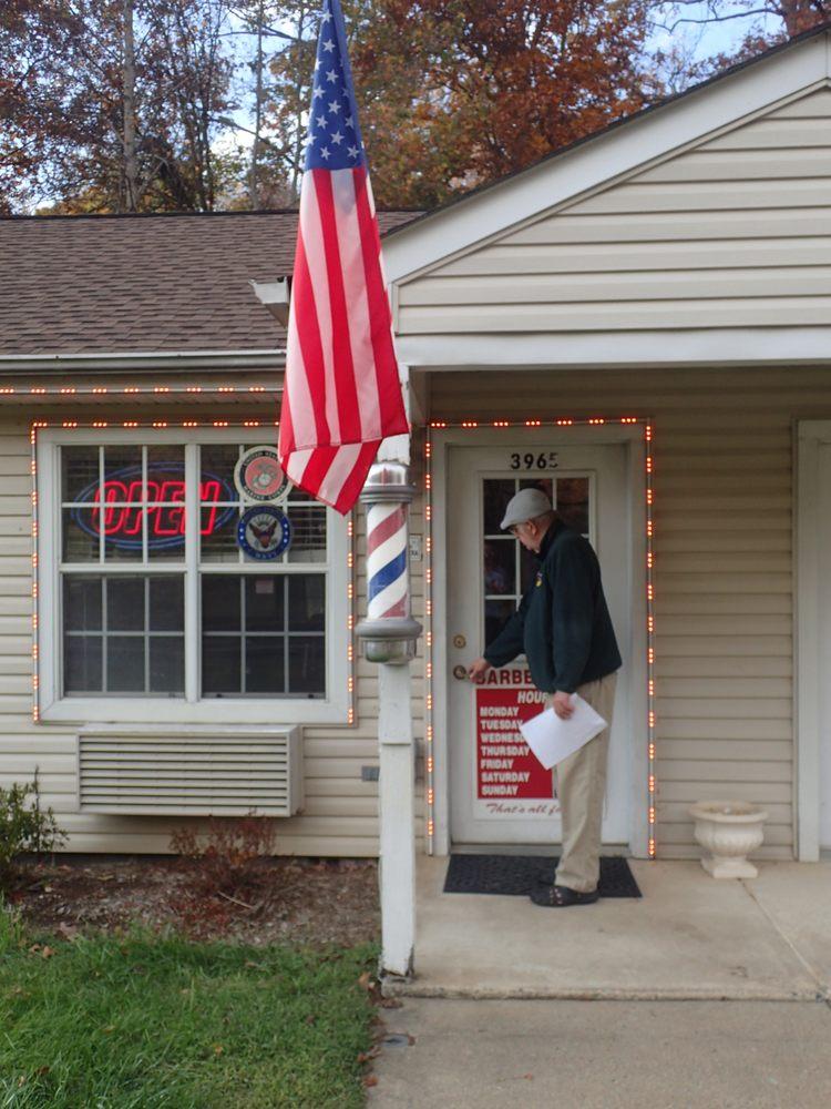 Highway Barber Shop: 3965 Jefferson Davis Hwy, Stafford, VA