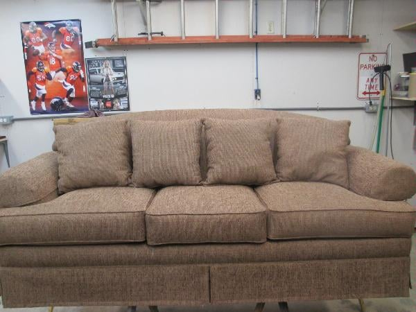Cover All Upholstery