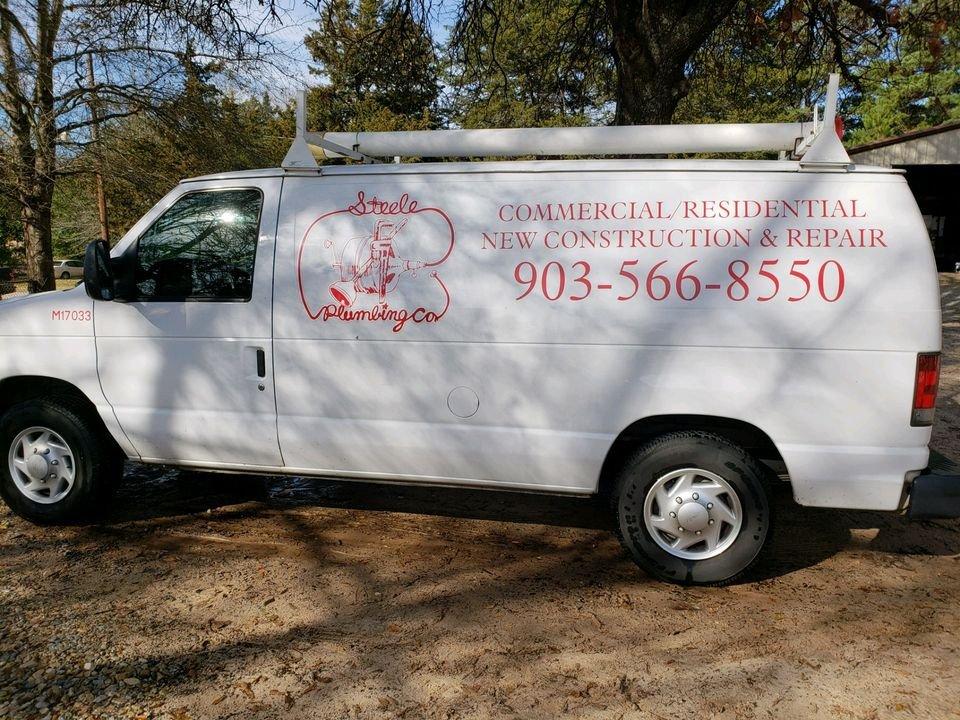 Steele Plumbing Company: 12572 County Rd 2293, Tyler, TX