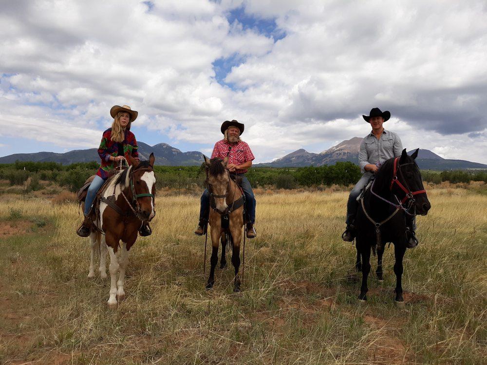 Mountain Joe's Trail Rides: La Sal, UT