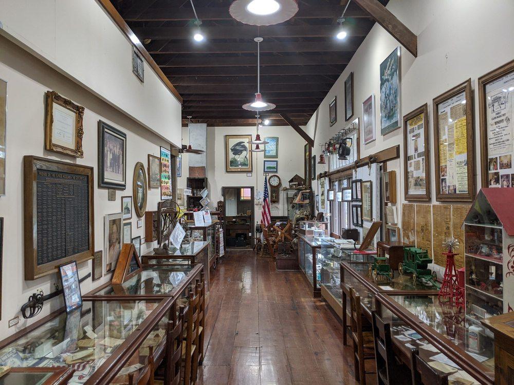 Eunice Depot Museum: 220 S C C Duson St, Eunice, LA