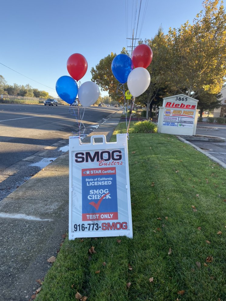 Smog Busters: 3865 Taylor Rd, Loomis, CA