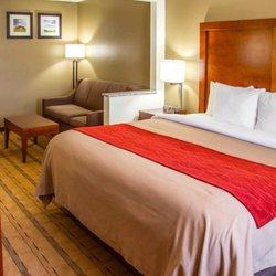 Comfort Inn Suites 18 Photos Hotels 214 West 9th St