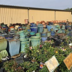 Photo Of Green Thumb Nursery Montgomery Al United States Containers