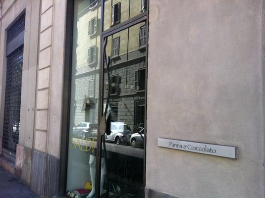 14 Panna E Via Montebello Cioccolato Abbigliamento Femminile Hqxstbcrd mnyN80wvO