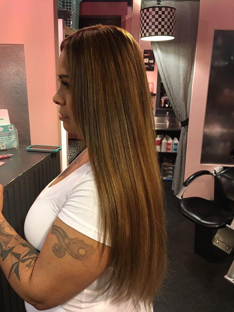 Sassy salon 77 foton 75 recensioner fris rsalonger for Acabello salon san francisco ca