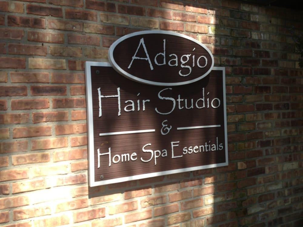 Adagio hair studio 17 foto parrucchieri 20330 n deer for Adagio beauty salon