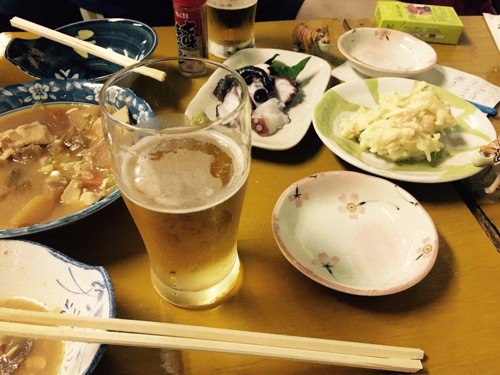 Shinkawaya Sake