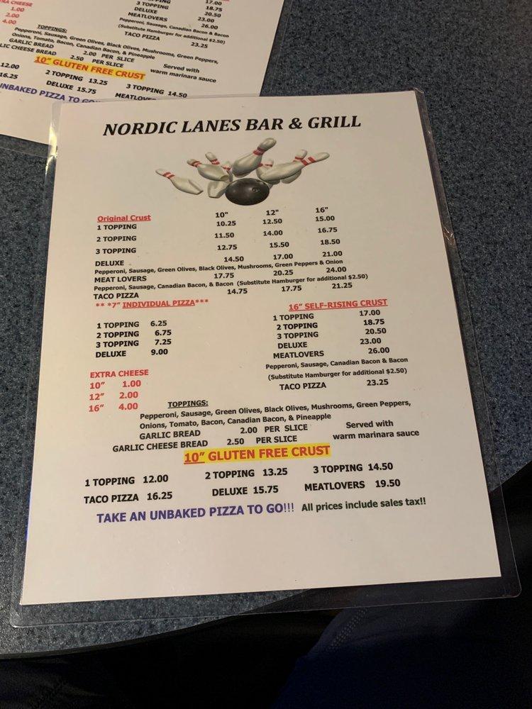 Nordic Lanes: 511 N Main St, Westby, WI