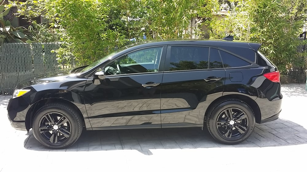 Wheels And Trim Black Out On Acura RDX Yelp - Acura rdx wheels