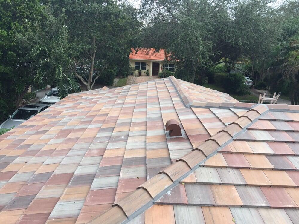 Boral Saxony 900 Slate Flat Tile Florida Blend Yelp