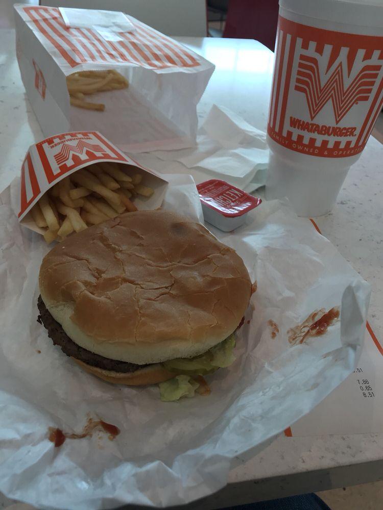 Whataburger - 198 Photos & 162 Reviews - Burgers - 8008
