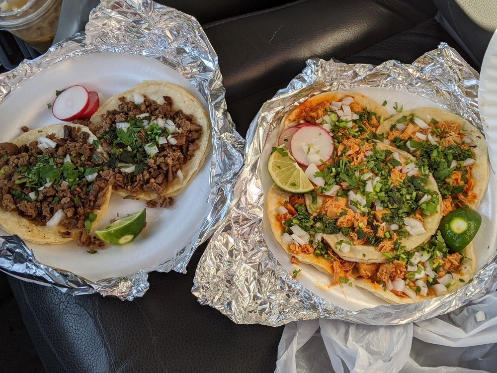 Food from Tacos Jalisco
