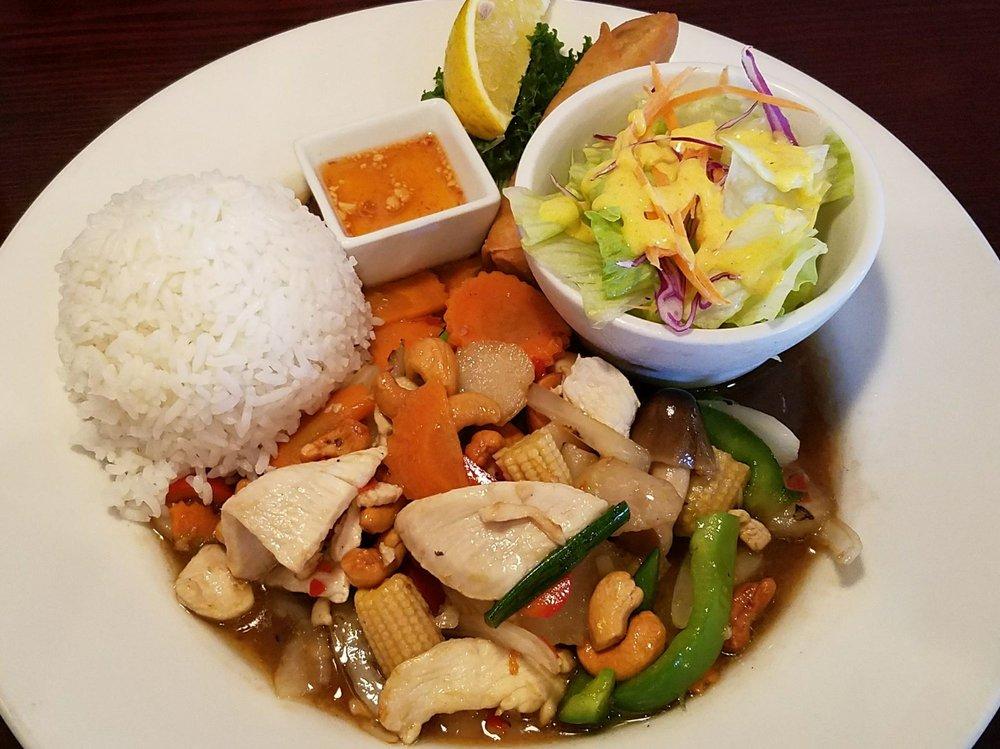 Thai Kitchen Restaurant: 11021 Allisonville Rd, Fishers, IN
