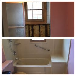 Photo Of Pj Fitzpatrick   New Castle, DE, United States. Before And After