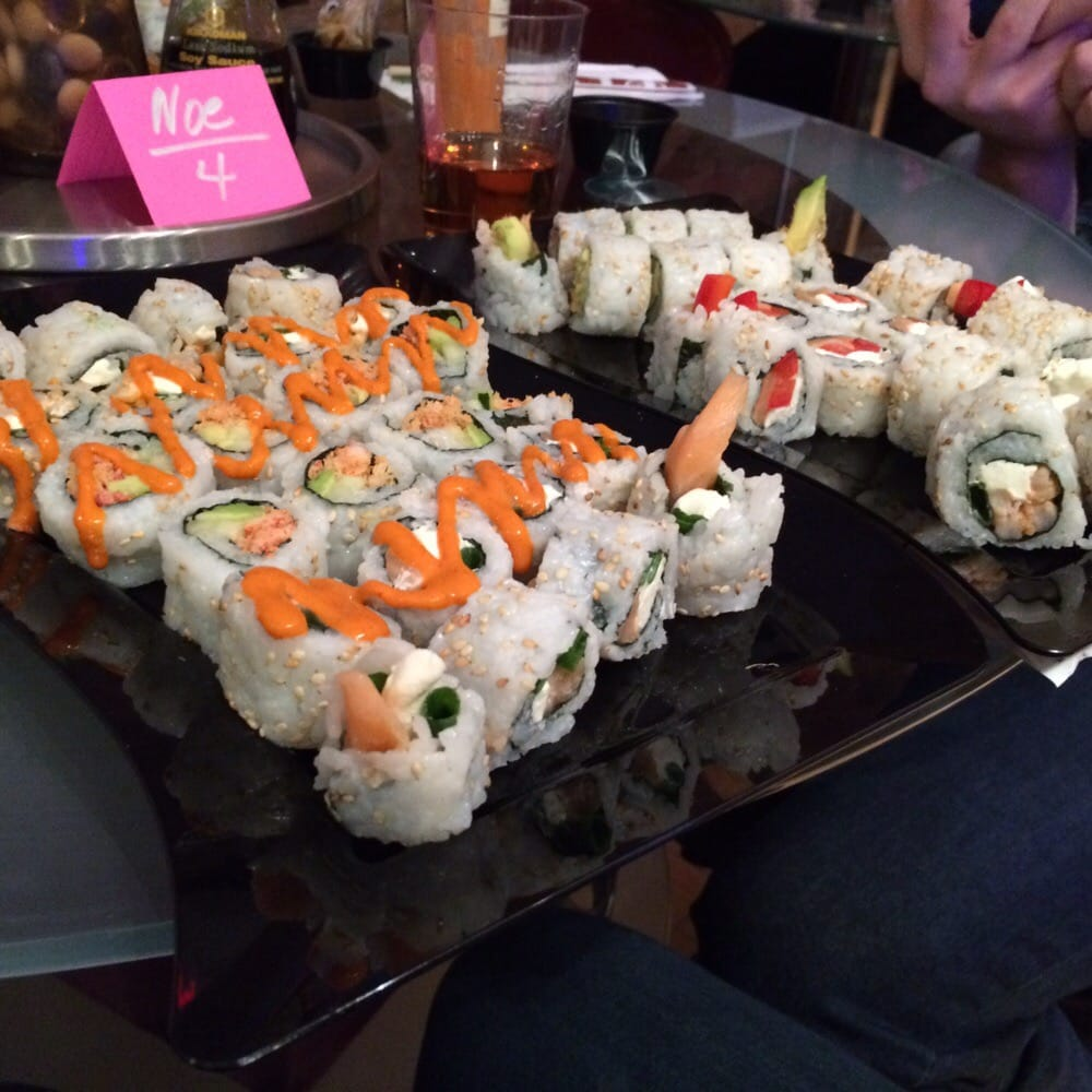 Our sushi yelp for Aoi japanese cuisine newport ky