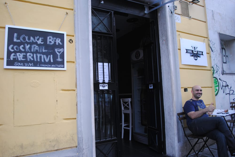 Soul tram lounge bar via l 39 aquila 50 torpignattara - Ikea porta di roma telefono 06 ...