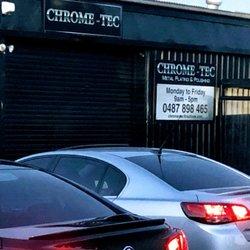 CHROME-TEC - 11 Photos - Metal Fabricators - 42 Stanbel Rd