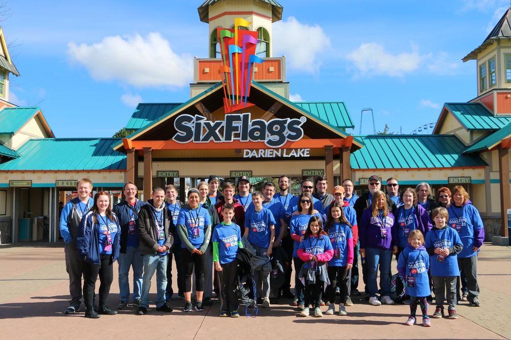 Six Flags Darien Lake: 9993 Alleghany Rd, Darien Center, NY