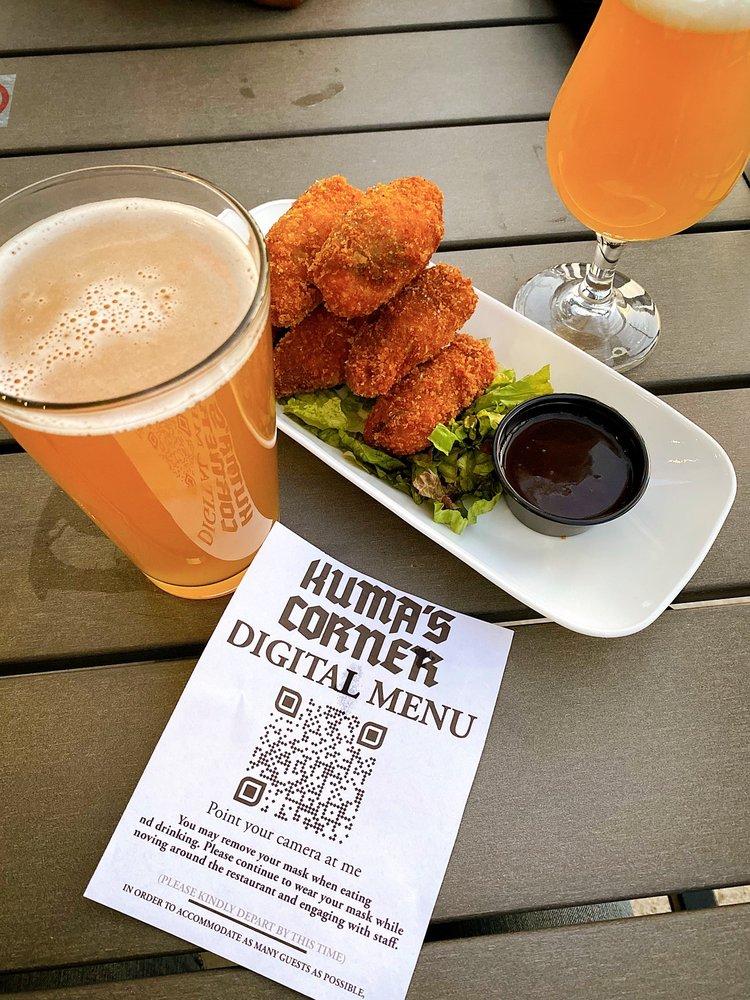 Kuma's Corner Denver: 3500 Delgany, Denver, CO