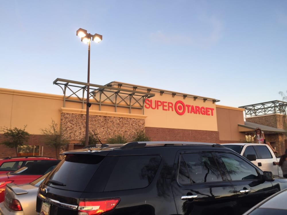 Goodyear (AZ) United States  city pictures gallery : Photo of SuperTarget Goodyear, AZ, United States
