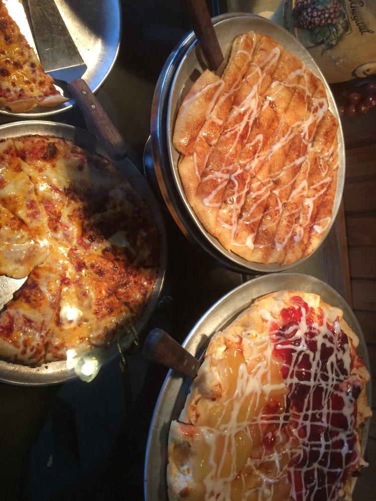 Edwardo's Pizza & Subs: 1402 N Main St, Williamstown, KY