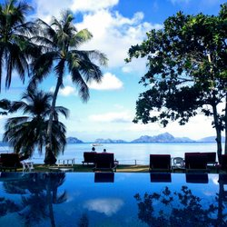 Photo Of Doublegem Beach Resort El Nido Palawan Philippines The View Doesn