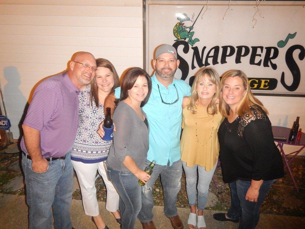 Snappers Lounge: 2515 Moody Rd, Warner Robins, GA