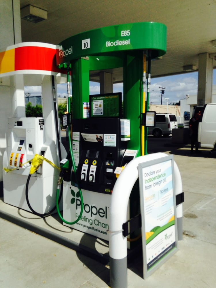 Propel Fuels - Gas Stations - 6819 Carson St, Lakewood, CA