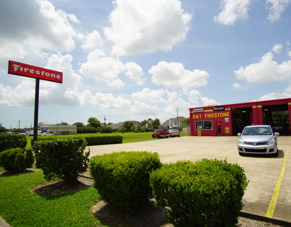 D t firestone d k 10720 spencer hwy la porte tx for La porte texas usa